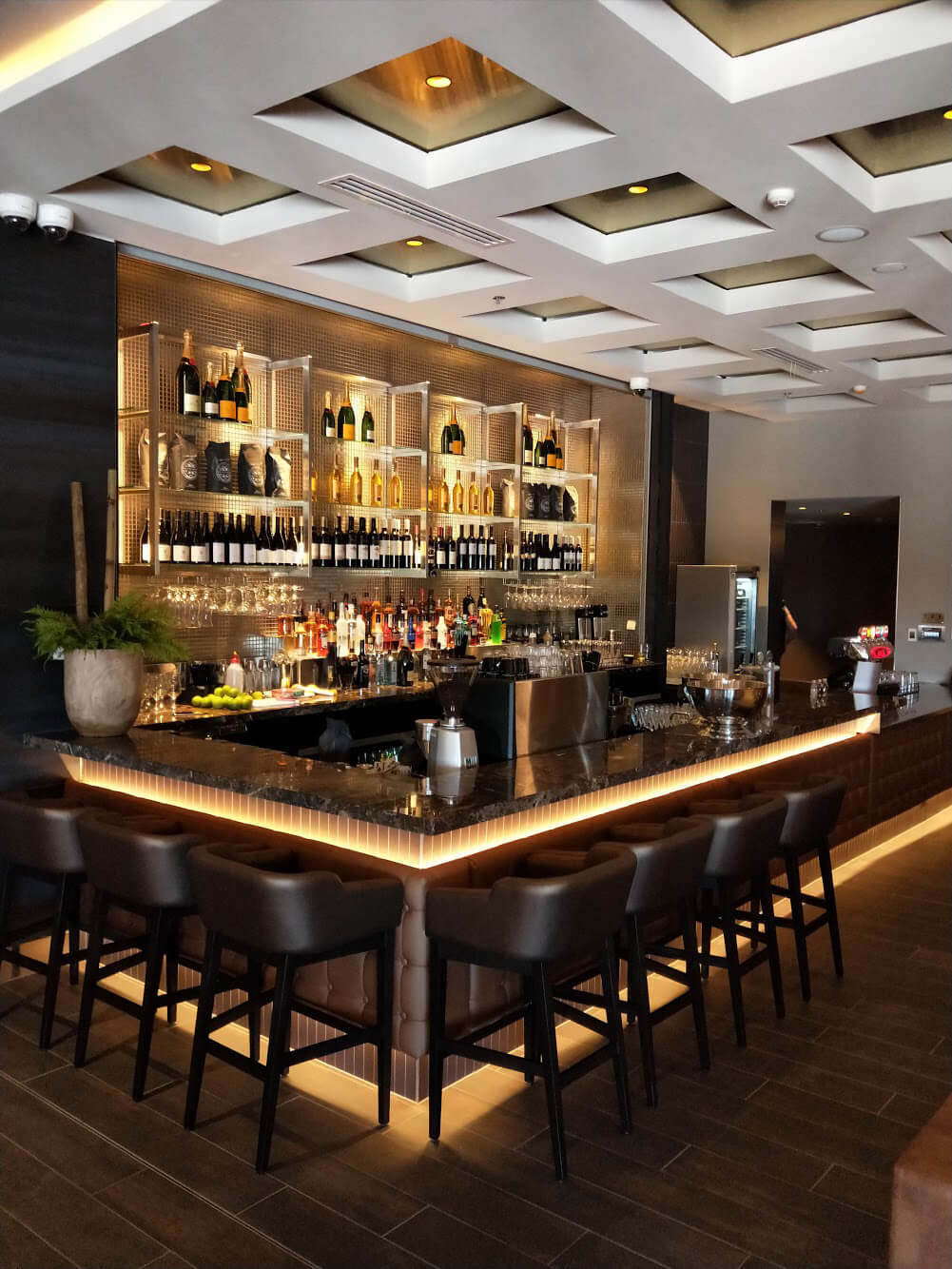 Projects - Gold Class Bar